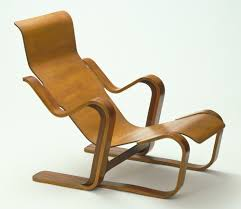 'Short Chair', Marcel Breuer, Manufactured by Isokon Furniture Co., London