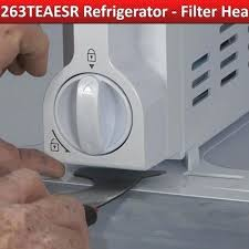 samsung refrigerator filter change. Samsung Refrigerator Water Filter Replacement Instructions French Door Luxury Head Assembly Change I