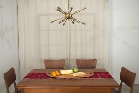 new sputnik mid century modern chandelier midmod decor lp34