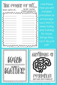 What Is Growth Mindset With Growth Mindset Activities Printable