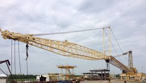 Manitowoc 4600 Series 3 Crane With Series 2 Ringer Crane For