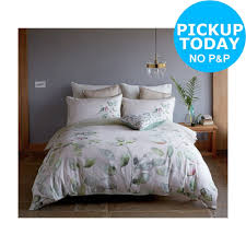 details about heart of house laurel bedding set double king superking argos
