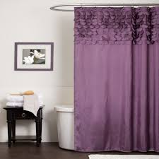 modern shower curtain ideas. Bathroom, Fabulous Modern Shower Curtain Ideas Purple Bathroom Curtains Decoholic Astralboutik Full Version Ikea Bath S