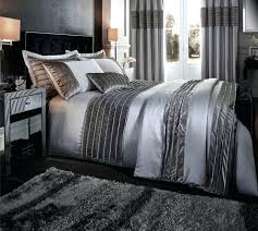 corded velvet band grey king duvet cover linen size grey brief duvet cover