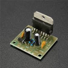 dc 12v 2x15w tda7297 amplifier board grade 2 0 dual audio encoding diy electronic kit