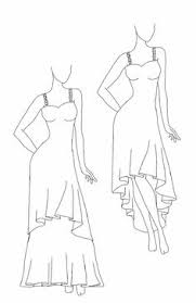 Fashion Drawing For Kids At Getdrawingscom Free For Personal Use