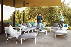 Vista outdoor furniture collection by Cosh Living Selector