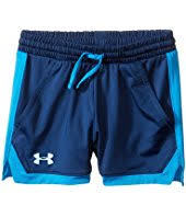 under armour shorts for girls. under armour kids - sport shorts (big kids) for girls