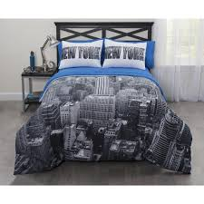 casa photoreal new york city bed in a bag comforter set free today com 21527155