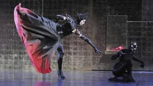 Ballet boot corset bondage