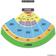 Ak Chin Pavilion Seating Chart With Seat Numbers Fenway Park Best Examples Of Charts