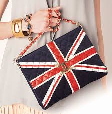 chanel uk. chanel union jack quilted bag released pre-fall collection 2008. uk