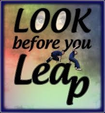 words essay on look before you leap look before you leap