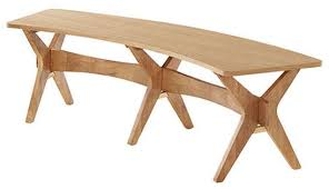Best 25 Curved Bench Ideas On Pinterest  Contemporary Gardening Curved Bench Dining