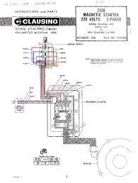 auto starter wiring diagram amazing 10 starter wiring diagram Auto Starter Wiring Diagram 7130 magnetic starter wiring diagram color jpg of clausing clausing lathe and mill amazing 10 auto car starter circuit wiring diagram