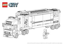 Dessin Camion Lego L