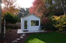 garden shed office. Down To Business With This Backyard Office Garden Shed 2