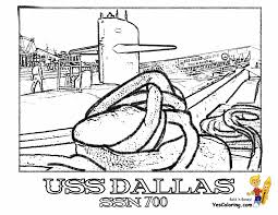 Small Picture Full Force Submarine Coloring Pages Free Submarine Pictures