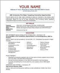Film Resume Template Best Film Resume Template 48 Crew Best Business Techtrontechnologies