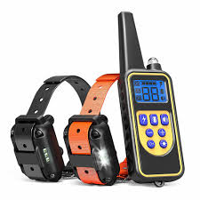 6.18 sale <b>880 800m Waterproof</b> Rechargeable Dog Training Collar ...