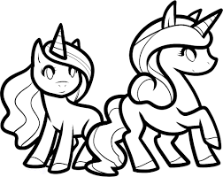 Http Colorings Co Cute Unicorn Coloring Pages Coloring Cute