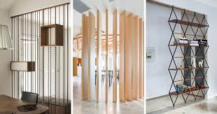 Innovative Office Designs Amazing 48 Creative Ideas For Room Dividers CONTEMPORIST