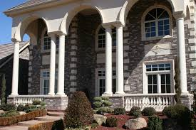 Home Exterior Decorative Accents CLASSUP YOUR HOME WITH COLUMNS Realm of Design Inc 64