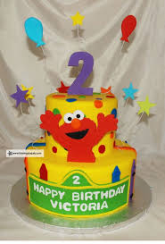 Elmo Birthday Cake Ideas For Twins 36047 Birthday 2nd Bday