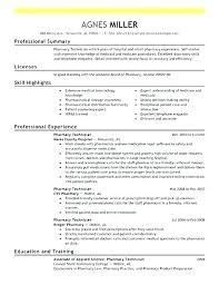 Data Entry Pharmacy Technician Cover Letter Sample Resume Pharmacist