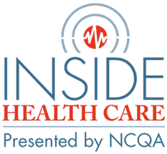 Inside Health Care podcast logo design | Gratzer Graphics LLC