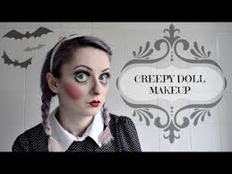 creepy doll makeup tutorial pll inspired holly sparkle