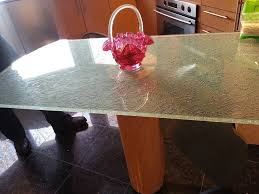 make a grand entrance with our custom glass tables