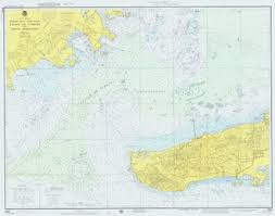 Ocean Depth Chart Nautical Chart Wikipedia