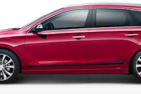hyundai i30 pd 2018 5 door wagon side protection set
