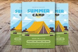 Copy Of Kids Summer Camper Template File Free Psd Download