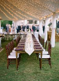 wedding tent lighting ideas. High Peak Tent Wedding Photos · Farm Tables Rental Lighting Ideas S