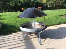 a question to all the 2726 firepit owners are you seeing porcelain ing like this i m contemplating ordering a new bowl from weber for 60