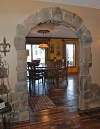 Kitchen Stone Doorway Arches Design, Pictures, Remodel, Decor and Ideas -  page 71