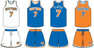 Uniforms York New Current Bluelefant – Knicks