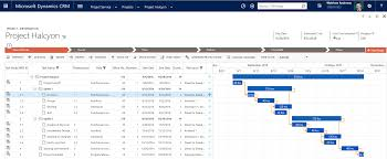 Reduce Work In Excel W Dynamics Crm Project Service Automation