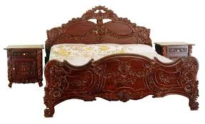 indian furniture bed. Fine Indian WIWB  006 Intended Indian Furniture Bed