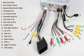 ford f150 f250 how to install car stereo ford trucks 2004 ford f150 stereo wiring harness step 4 install the new unit input the wiring harness