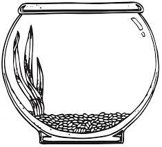fish bowl clip art black and white. Interesting White Black And White Fish Bowl Clipart 1 To Clip Art WorldArtsMe