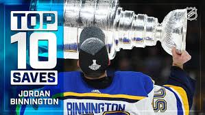 Binnington Agrees To Two Year 8 8 Million Contract With Blues