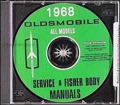 1968 olds cutlass 442 f85 wiring diagram manual reprint 1968 oldsmobile cd repair shop manual body manual