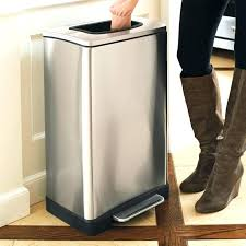 alive kitchen garbage cans home depot m0768474 kitchen trash can gallon kitchen trash can home depot