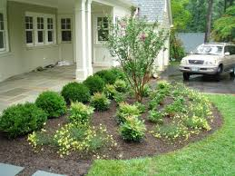 Landscaping Design Ideas For Front Of House Garden Design With Modern Landscaping Ideas For Front House With Pine Trees And Red With Backyard
