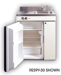 stove and fridge. acme res compact kitchen sink refrigerator and drainer double sink: full size stove fridge