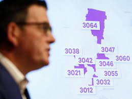 Victorian premier daniel andrews has announced that the state of emergency will be in place for 18 months and lockdown restrictions will be extended beyond september +10 while the public health and. Melbourne Suburbs Lockdown Announced As Victoria Battles Coronavirus Outbreaks Australia News The Guardian