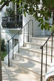 Shop wayfair for the best outdoor iron stair railings. 25 Warm And Cozy Rustic Outdoor Ideas To Decorate Your Garden Porch And Patio Outdoor Stair Railing Exterior Stairs Railings Outdoor